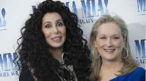 Cher & Meryl Streep Once Saved A Woman's Life [Video]