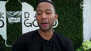 John Legend on Love and Cooking With Chrissy Teigen [Video]