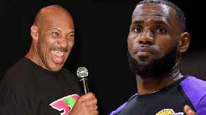Lavar Ball Reveals His Relationship With LeBron James & Says When The Lakers Will Fire Luke Walton [Video]