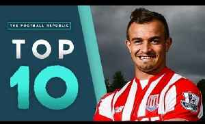 TOP 10 WTF Transfers of All-Time! | Shaqiri, Bebe and more! [Video]
