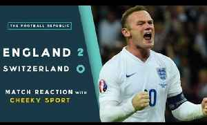 Rooney Becomes England's ALL-TIME Record Goalscorer | ENGLAND 2 - 0 SWITZERLAND [Video]