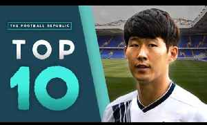 TOP 10 Most Expensive Tottenham Signings of All-Time! | Son, Modric and more! [Video]