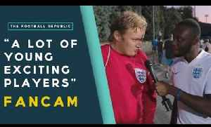 'ALOT OF YOUNG EXCITING PLAYERS' | SAN MARINO 0 - 6 ENGLAND Fancam [Video]
