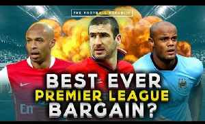 BIGGEST bargain in Premier League history? | A GAME OF TWO HALVES! [Video]