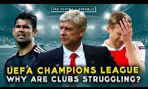 News video: Why are English clubs struggling in the UEFA Champions League ? | THE BIG DEBATE