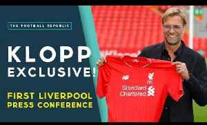 KLOPP: 'Liverpool will win title within 4 years' | Press Conference EXCLUSIVE! [Video]
