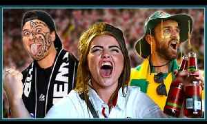 Planet Rugby with David Attenborough! | NEW ZEALAND vs AUSTRALIA RWC 2015 [Video]
