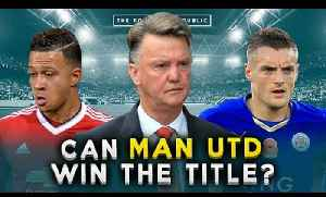 Can 'boring' Manchester United win the title? | THE BIG DEBATE [Video]