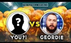 Think you can beat The True Geordie at G02H? | A GAME OF TWO HALVES Special! [Video]