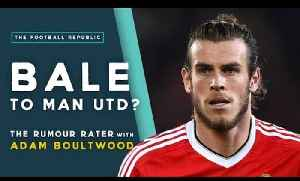 Gareth Bale to Manchester United? | THE RUMOUR RATER DAILY! [Video]