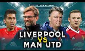Liverpool v Manchester United PREVIEW! | THE BIG DEBATE [Video]