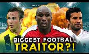 Biggest TRAITOR in football history? | SMIV vs TRUE GEORDIE! [Video]