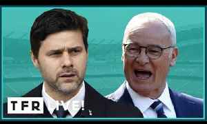 News video: Who will win the Premier League - Leicester City or Tottenham? | TFR LIVE!