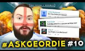 Can England win Euro 2016? | #ASKGEORDIE Episode 10 [Video]