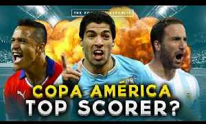 Who will be the Copa América top scorer? | TRUE GEORDIE vs FRANCIS MAXWELL [Video]