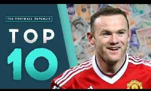 Top 10 HIGHEST Paid Footballers! | Teixera, Rooney and more! [Video]