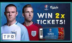 GIVEAWAY: WIN 2x Euro 2016 VIP ENGLAND vs WALES TICKETS! [Video]