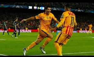 Barcelona 2-1 Atletico Madrid | Goals: Suarez, Torres | UEFA Champions League MATCH REACTION [Video]
