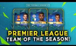 PREMIER LEAGUE TEAM OF THE SEASON! | Mahrez, Alli, De Gea! | FIFA 16 ULTIMATE TEAMS [Video]