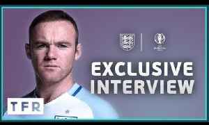 Rooney: 'My favourite Euro moment? Nutmegging Zidane!' | EURO 2016 | EXCLUSIVE INTERVIEW [Video]