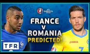 TFR PREDICTS: FRANCE v ROMANIA! | EURO 2016 Group A [Video]