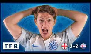 How every England fan reacted to ENGLAND 1-2 ICELAND! | EURO 2016 [Video]