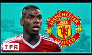 Pogba to Manchester United for £100m?! | THE RUMOUR RATER with TYT SPORTS! [Video]