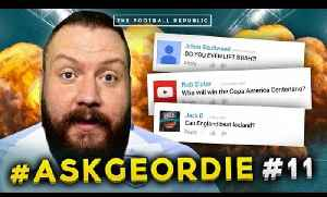Can England beat Iceland? | #ASKGEORDIE Episode #11 [Video]