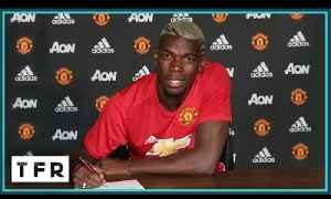 Paul Pogba's first Manchester United interview! | PAUL POGBA TO MANCHESTER UNITED! [Video]