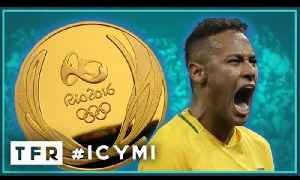 Neymar EXPLODES After Winning Olympic Gold!   #ICYMI [Video]
