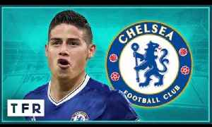 James Rodriguez to Chelsea? | THE RUMOUR RATER [Video]