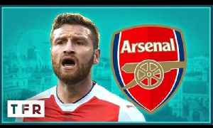 Shkodran Mustafi to Arsenal for £25m? | THE RUMOUR RATER [Video]