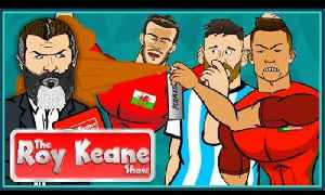 Cristiano Ronaldo Steals Keane's Job!! | The Roy Keane Show With 442oons | Feat Bale, Scholes, Dele [Video]