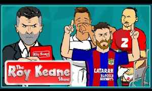 News video: The Greatest Of All Time Revealed!!! | The Roy Keane Show With 442oons | Feat. Zlatan, CR7, Messi
