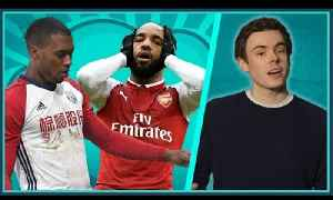 Top 10 Football F*ck Ups | Feat. Arsenal Humiliated! Man Utd Humiliated! Wenger Out! [Video]