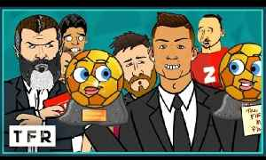 RONALDO STEALS MESSI'S TROPHIES!! | THE ROY KEANE SHOW WITH 442OONS | FT. ZLATAN, NEYMAR, POGBA [Video]
