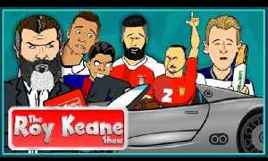 EVERYONE JUMPS INTO ZLATAN'S ELBOW!! | THE ROY KEANE SHOW WITH 442OONS | FEAT. SUAREZ, RONALDO, KANE [Video]
