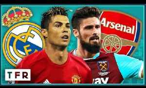 Cristiano Ronaldo to Manchester United for £183m | The Rumour Rater w/ The Front 3 [Video]