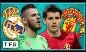 David De Gea To Real Madrid AND Alvaro Morata To Man United!? | RUMOUR RATER [Video]