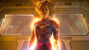 Captain Marvel with Brie Larson - Official Trailer 2 [Video]