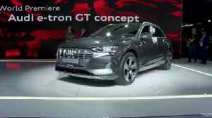 Los Angeles Auto Show 2018 - Audi - Highlights [Video]