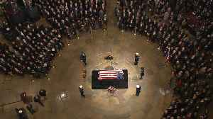 Eye Opener: Washington pays final respects to George H.W. Bush [Video]