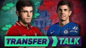 Liverpool & Chelsea To Battle For £100M Christian Pulisic Transfer! | Transfer Talk [Video]