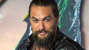 Jason Momoa Will Be Back As Aquaman [Video]
