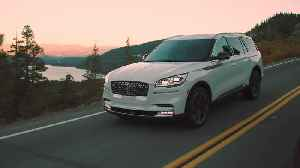 2020 All-new Lincoln Aviator Reserve Driving Video [Video]