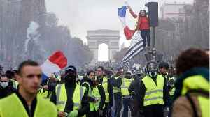 France Makes U-Turn On New Fuel Taxes Amid 'Yellow Vest' Protests [Video]