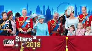 How the Royal Family Made 2018 So Memorable [Video]