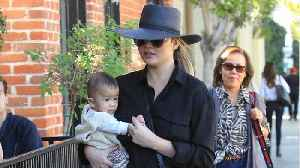 Chrissy Teigen's son Miles is going through helmet therapy. Here's what that means. [Video]