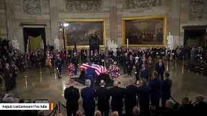 Report: Bush Family's Funeral Plans Include Keeping Anti-Trump Sentiment Away [Video]