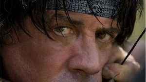 Sylvester Stallone Says 'Rambo V' Has 'Been an Amazing Journey' [Video]